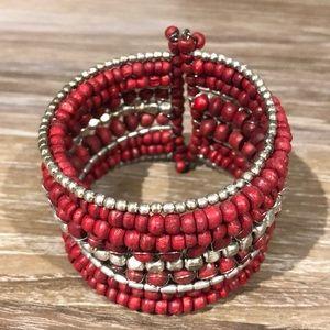 Jewelry - Red bracelet